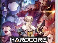 hardcore mecha fighter edition asia multi-anguage release retail release nintendo switch cover limitedgamenews.com