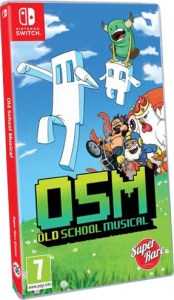 old school musical physical release super rare games nintendo switch cover limitedgamenews.com