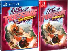 pressure overdrive physical release strictly limited games standard edition ps4 nintendo switch cover limitedgamenews.com