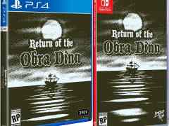 return of the obra dinn physical release limited run games standard edition ps4 nintendo switch cover limitedgamenews.com