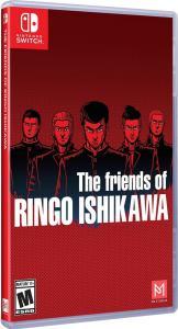the friends of ringo ishikawa standard edition physical release pm studios limited run games nintendo switch cover limitedgamenews.com