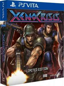 xeno crisis limited edition physical release eastasiasoft ps vita cover limitedgamenews.com