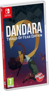 dandara trials of fear edition retail release super rare games standard edition nintendo switch cover www.limitedgamenews.com