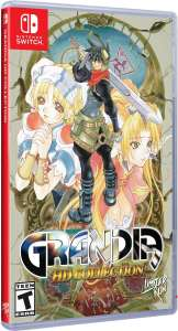 grandia hd collection retail limited run games nintendo switch cover www.limitedgamenews.com