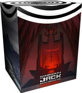 samurai jack battle through time retail release collectors edition limited run games playstation 4 nintendo switch cover www.limitedgamenews.com