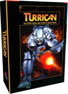 turrican anthology vol 1 2 retail release strictly limited games ultra collectors edition ps4 nintendo switch cover www.limitedgamenews.com