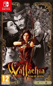wallachia reign of dracula retail pixelheart nintendo switch cover www.limitedgamenews.com