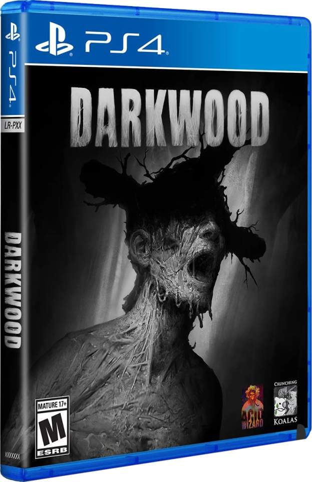 darkwood retail release limited run games ps4 cover www.limitedgamenews.com