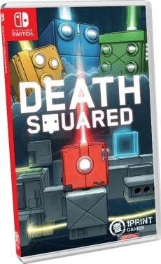 death squared retail asia multi-language release 1print games nintendo switch cover www.limitedgamenews.com