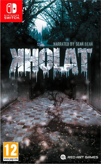 kholat retail red art games nintendo switch cover www.limitedgamenews.com