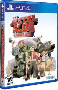 metal slug anthology retail release standard edition limited run games playstation 4 cover www.limitedgamenews.com