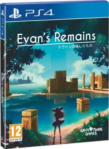 evans remains retail red art games playstation 4 cover www.limitedgamenews.com