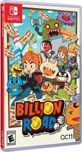 billion road physical retail release acttil nintendo switch cover www.limitedgamenews.com