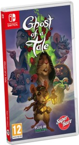 ghost of a tale physical retail release super rare games nintendo switch cover www.limitedgamenews.com