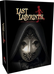 last labyrinth physical retail release collectors edition strictly limited games 3rd anniversary playstation 4 psvr cover www.limitedgamenews.com