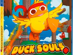 duck souls plus physical retail release red art games playstation 4 cover www.limitedgamenews.com