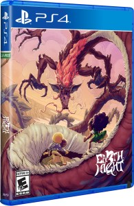 earthnight physical retail release limited run games playstation 4 cover www.limitedgamenews.com