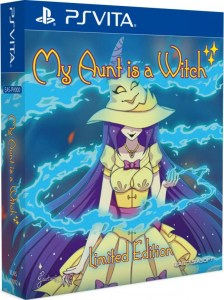 my aunt is a witch limited edition physical retail release eastasiasoft ps vita cover www.limitedgamenews.com