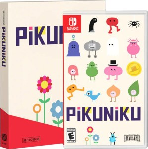 pikunuki physical retail release switch reserve special reserve games nintendo switch cover www.limitedgamenews.com