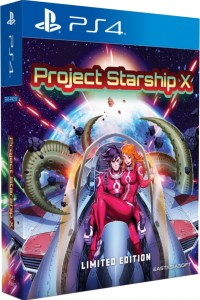 project starship x limited edition eastasiasoft asia multi-language physical retail release playstation 4 cover www.limitedgamenews.com