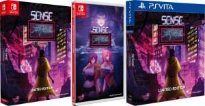 sense a cyberpunk ghost story standard limited edition physical retail asia multi-language release eastasiasoft ps vita nintendo switch cover www.limitedgamenews.com