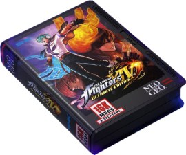 the king of fighters xiv ultimate edition collectors edition physical retail release pix n love ps4 cover www.limitedgamenews.com