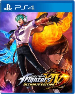 the king of fighters xiv ultimate edition standard edition physical retail release pix n love ps4 cover www.limitedgamenews.com