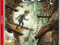 creaks physical retail release super rare games nintendo switch cover www.limitedgamenews.com