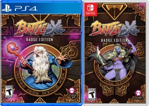 battle axe physical retail release badge edition limited run games numskull games playstation 4 nintendo switch cover www.limitedgamenews.com