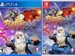 battle axe physical retail release standard edition limited run games numskull games playstation 4 nintendo switch cover www.limitedgamenews.com