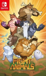 fight of animals legend of the strongest creature physical retail release asia multi-language nintendo switch cover-www.limitedgamenews.com