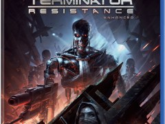terminator resistance enhanced us physical retail release standard edition reef entertainment playstation 4 cover www.limitedgamenews.com