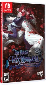 the house in fata morganga physical retail release standard edition limited run games nintendo switch cover www.limitedgamenews.com