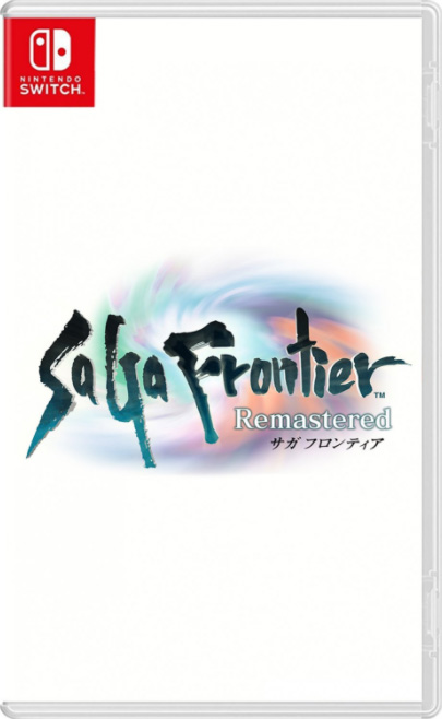 saga frontier remastered physical retail release asia multi-language nintendo switch cover www.limitedgamenews.com