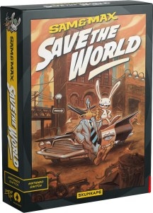 sam & max save the world physical retail release collectors edition limited run games nintendo switch cover www.limitedgamenews.com
