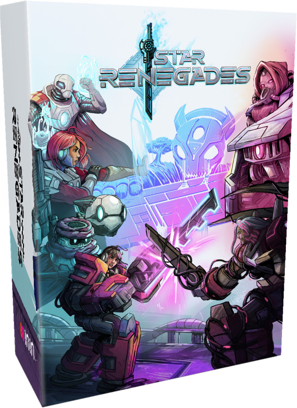 star renegades physical retail release collectors edition inin games playstation 4 nintendo switch cover www.limitedgamenews.com
