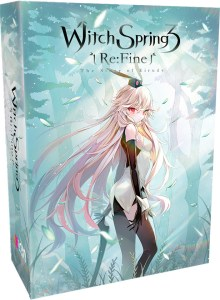witchspring 3 re fine the story of eirudy physical retail release collectors edition inin games nintendo switch cover www.limitedgamenews.com
