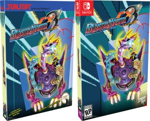 blaster master zero 3 classic edition physical retail release limited run games playstation 4 nintendo switch cover www.limitedgamenews.com