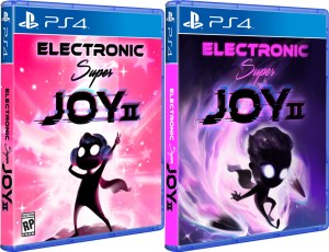 electronic super joy 2 physical retail release standard variant cover hardcopy games playstation 4 cover www.limitedgamenews.com