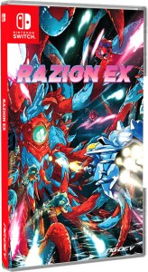 razion ex physical retail release standard edition ngdev team nintendo switch cover www.limitedgamenews.com