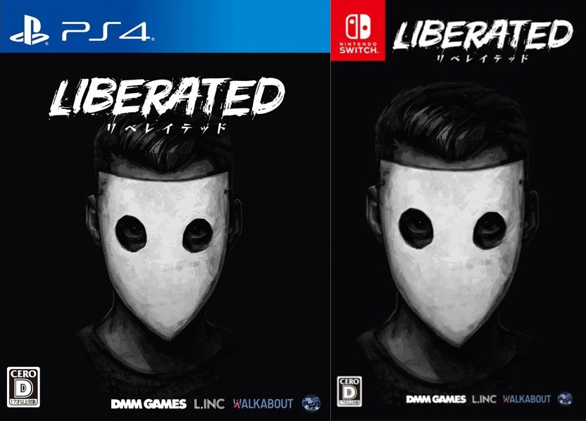 liberated physical retail release playstation 4 nintendo switch cover www.limitedgamenews.com