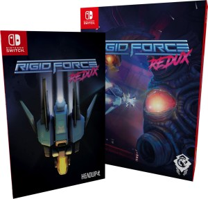 rigid force redux limited edition physical retail release gamefairy nintendo switch cover www.limitedgamenews.com