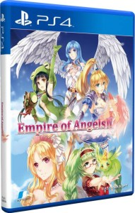 empire of angels iv physical retail release limited edition asia multi-language eastasiasoft playstation 4 cover www.limitedgamenews.com