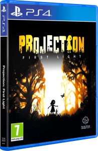 projection first light physical retail release red art games playstation 4 cover www.limitedgamenews.com