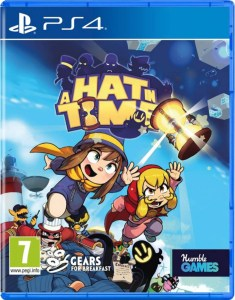 a hat in time physical retail release humble games playstation 4 cover www.limitedgamenews.com