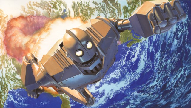 AlexRoss_TheIronGiant_Poster