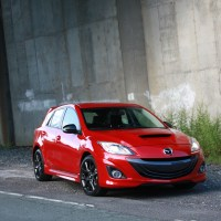 3 Turned Up to 11: 2013 Mazdaspeed 3