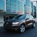 Little Black Dress 2014 Vw Touareg Tdi Limited Slip Blog