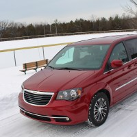 Against the Grain: Chrysler Town & Country