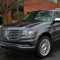 Boosted: 2015 Lincoln Navigator